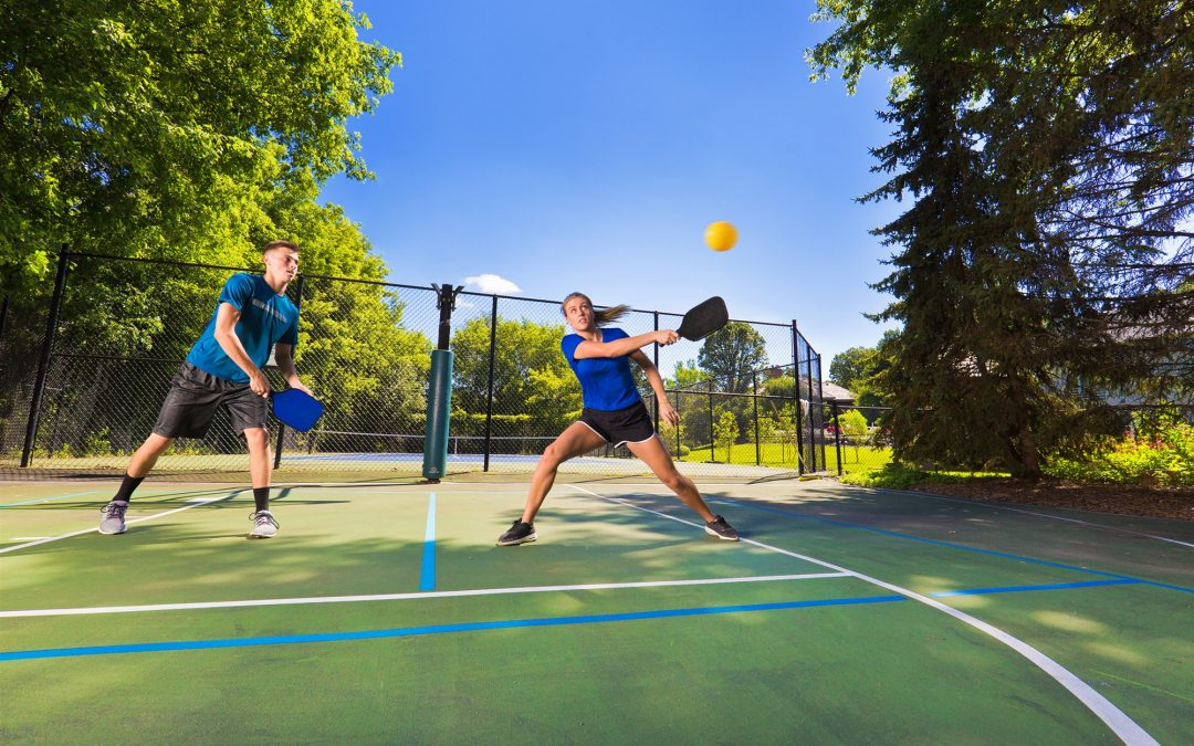 Pickleball: The fastest growing sport you've never heard of